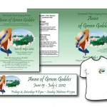 Marketing Materials for Anne of Green Gables-PGT, Port Gamble, WA