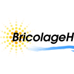Logo design for BricolageHT of Penryn, CA