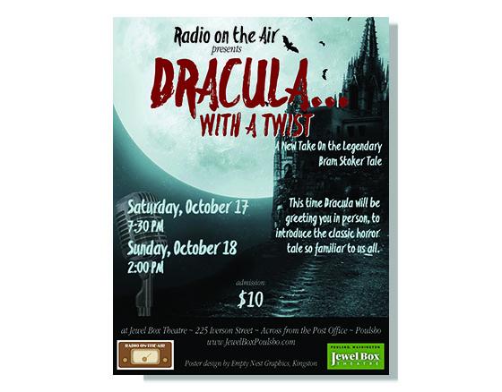 Poster Design: Dracula