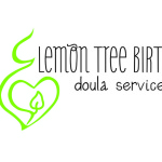 Logo design for Lemon Tree Birth of Yuma, AZ