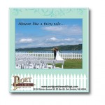 Ad for Port Gamble Weddings - Seattle Bride Magazine, Port Gamble, WA