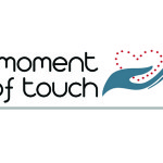 Logo design for Moment of Touch - a massage therapist located in Poulsbo/Tacoma/University Place, WA