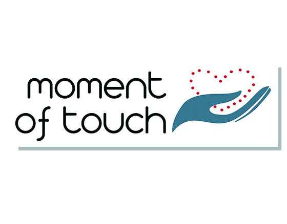 Logo design for Moment of Touch