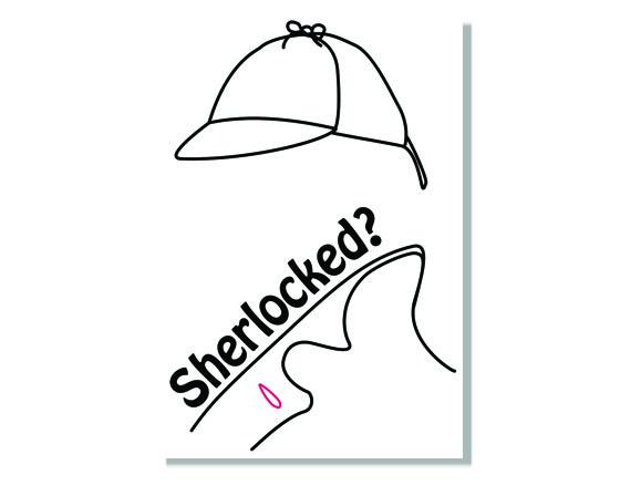 Sherlocked?