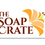 Logo design for The Soap Crate of Kingston, WA