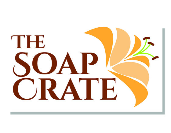 Logo design for The Soap Crate