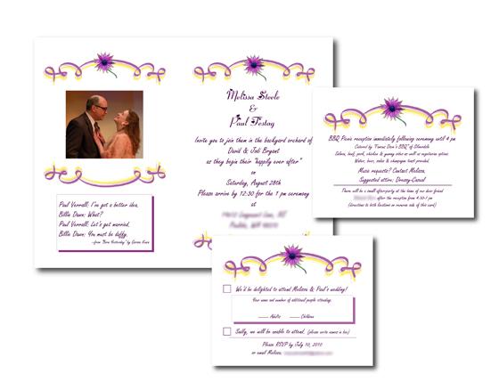 Wedding Materials, Bremerton, WA