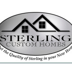 Logo design for Sterling Custom Homes in Silverdale, WA