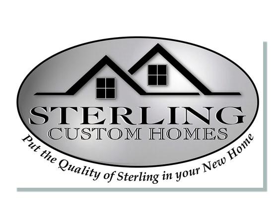 Logo design for Sterling Custom Homes