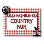 Logo design for Country Fair event at Bremerton United Methodist Church, Bremerton, WA
