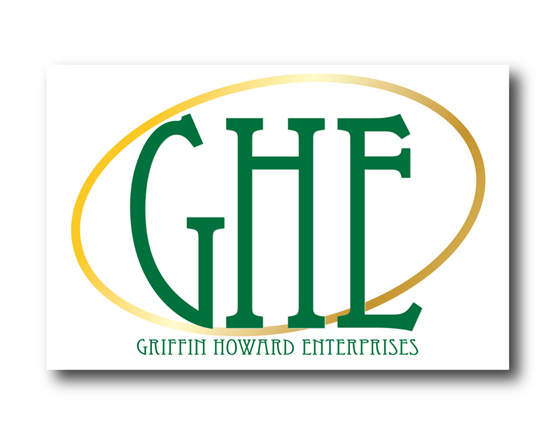 Logo design for Griffin Howard Enterprises, Suquamish, WA