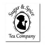 Logo design for Sugar & Spice Tea Company, Poulsbo, WA