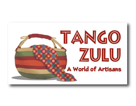 Logo design for Tango Zulu Imports in Port Gamble, WA