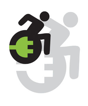 Wheelchair Labs logo design, Phoenix, AZ